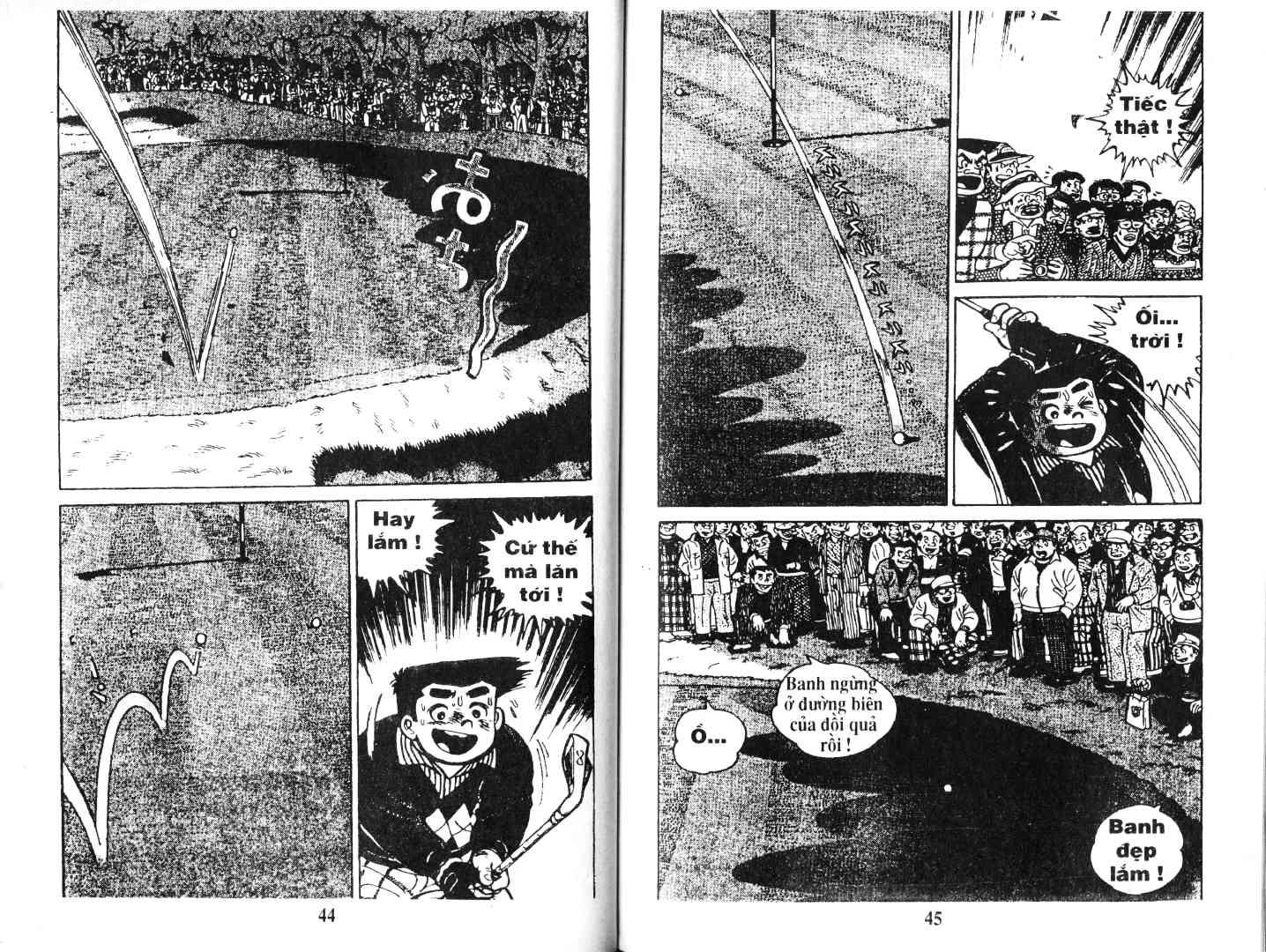 Ashita Tenki ni Naare chapter 51 trang 21