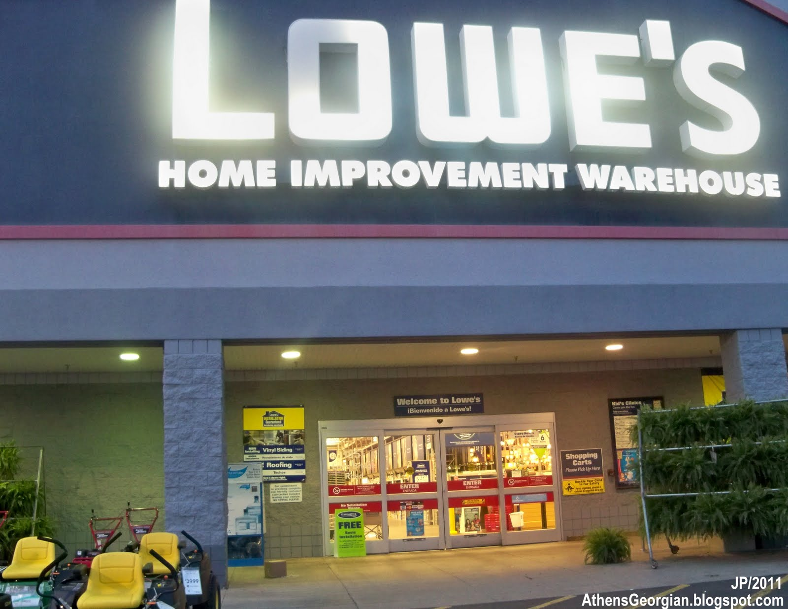 Lowe's Home Improvement Snellville Ga
