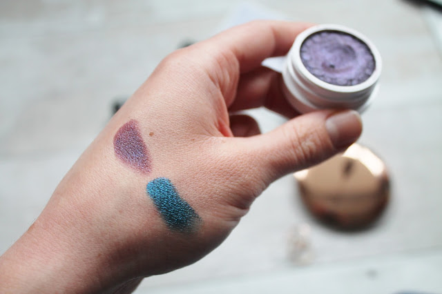 Colourpop Bae Super Shock Shadow Swatch