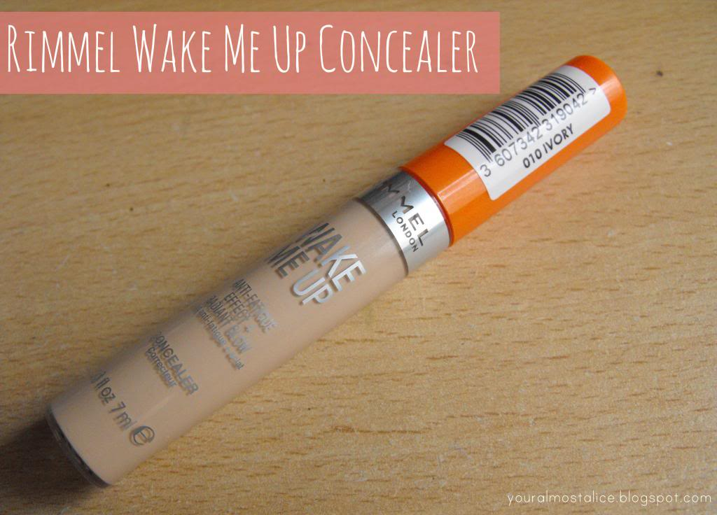 Rimmel London Wake Me Up Concealer in Ivory