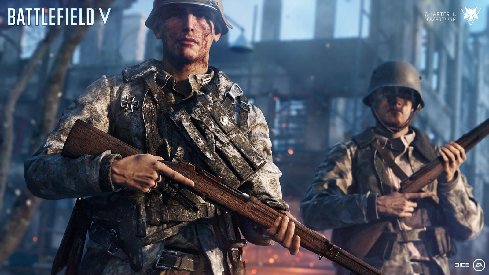 Conheça as 5 novas armas que podem aparecer no Battlefield V em breve