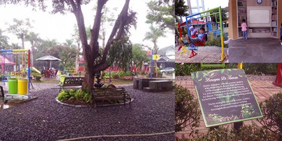 Taman Griya Caraka Bandung