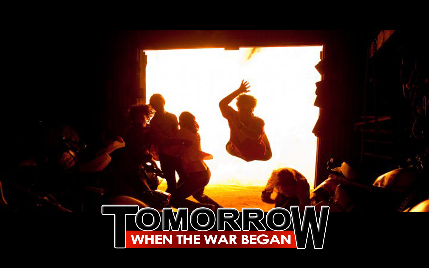 Room 2 Parklands Tomorrow When The War Began Reviewed By