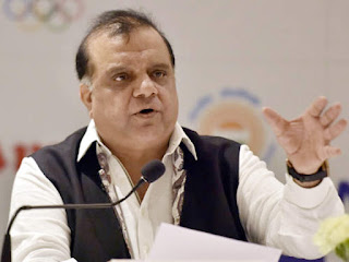 Narinder Batra elected as a member of the IOC