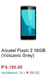 Alcatel OneTouch Flash 2 Lazada