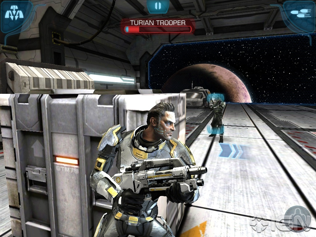 Mass Effect Infiltrator Apk Obb Data - Offline HD TPS
