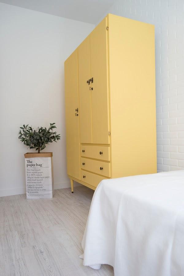 diy armario viejo pintado