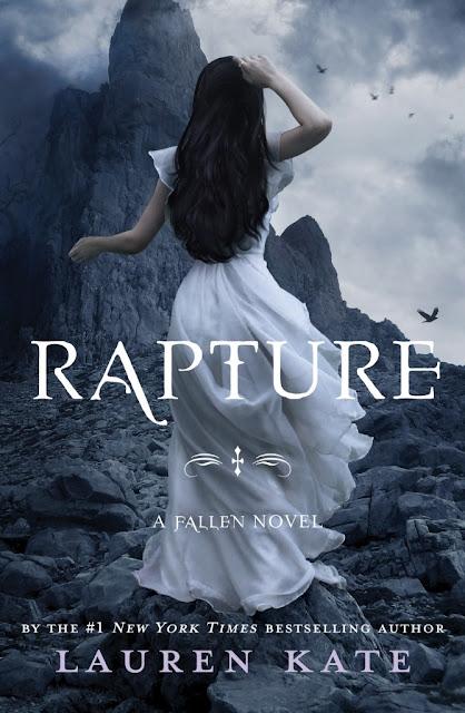 "News: Capas de ""Rapture"" e ""Fallen in Love"", by Lauren Kate 17"