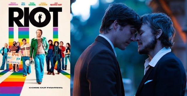 Riot, película