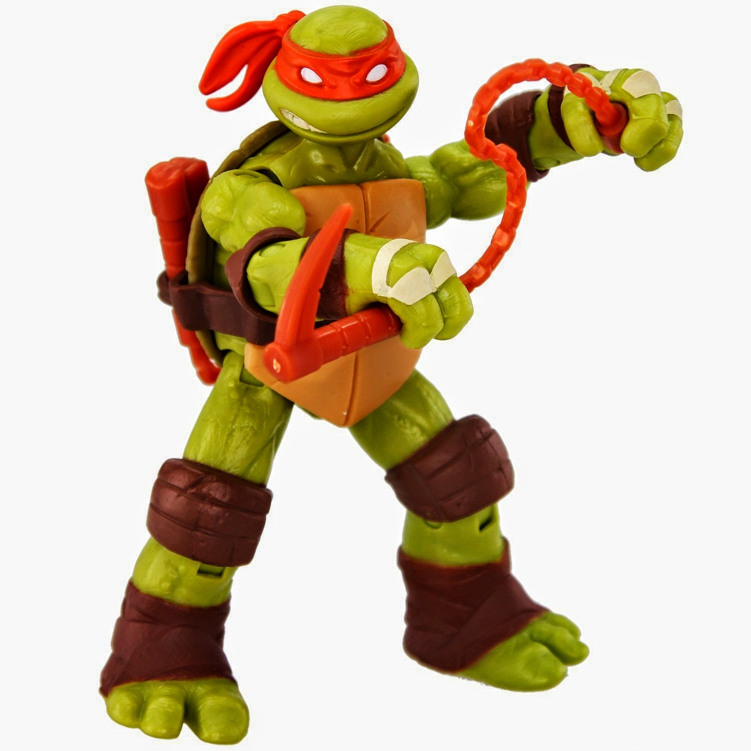 Toyshopper teenage mutant ninja turtle action figures - Michaelangelo tortue ninja ...