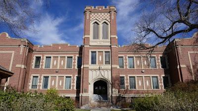 historical, school, Saskatchewan, Swift Current