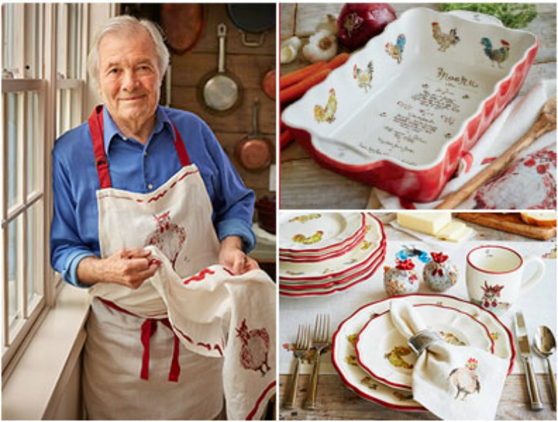 Hibiscus House: I Love Jacques Pepin & Sur la table!
