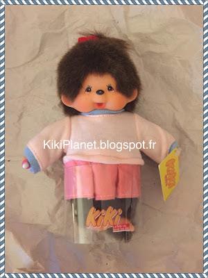 le petit Kiki Streetway fille en pull et jupe rose