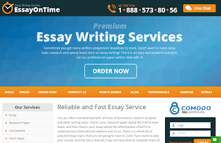 Essay-on-time review