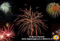 Fuochi d'artificio canton Ticino 2015