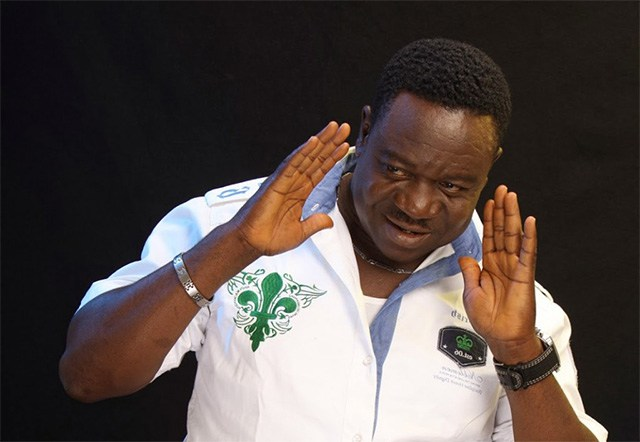 Wow! Mr Ibu poses Off in His Beautiful Bedroom...Awesome (Photo)