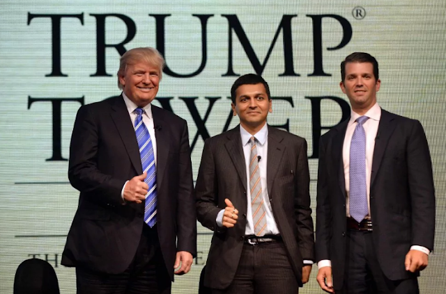 Trump Jr. to give foreign policy speech while on 'unofficial' business trip to India