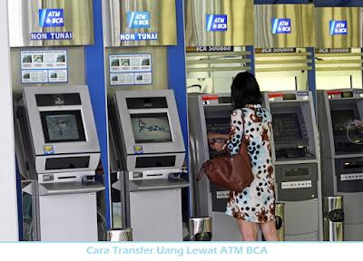 Cara Transfer Uang Lewat ATM BCA (Termudah.com)