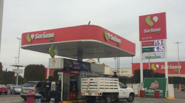 Soriana abre su primera gasolinera en San Luis Potosí