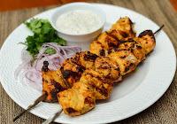 Grilled Chicken Tikka Easy Recipe