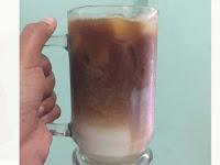 Resep es kopi susu ala cafe kekinian paling enak dan sederhana