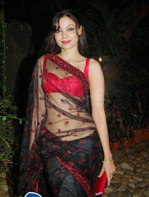 Saree Girls Sexy Hot Belly Show