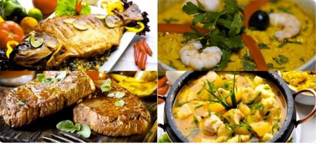 Gastronomia do Amapá