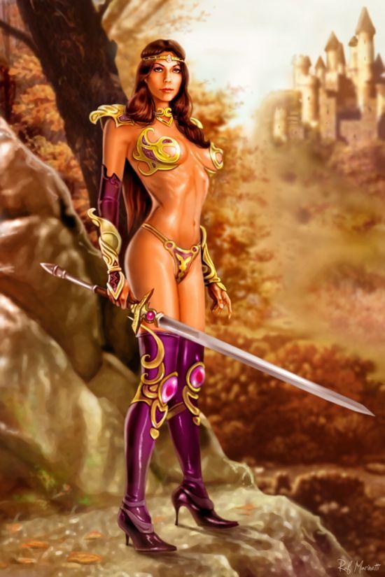 Are mistaken. nude sexy female elf warriors art