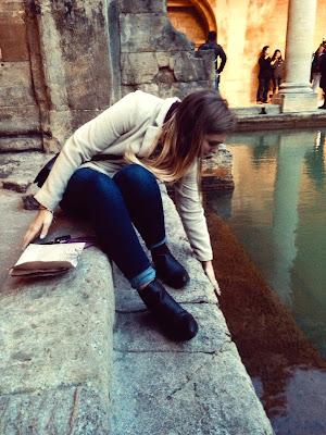 roman baths england