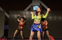 Sunny Leone Dancing on stage At Rogue Movie Audio Music Launch ~  096.JPG