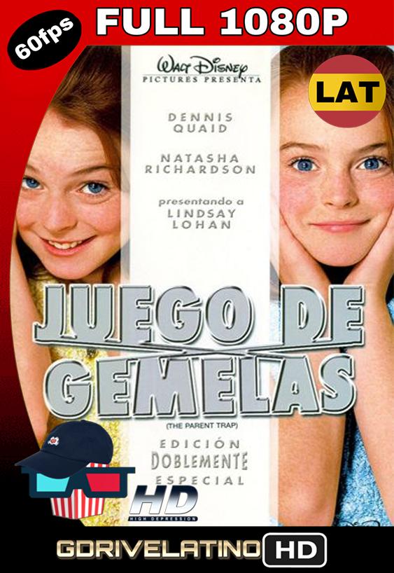 Juego de Gemelas (1998) BRRip FULL 1080p Latino MKV