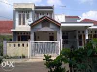 Rumah aman dan nyaman Bogor kota