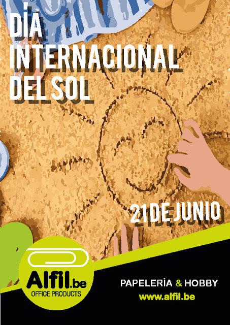 Día Internacional del Sol 21 de Junio