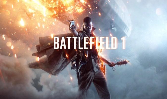 Game Komputer (PC) - Battlefield 1
