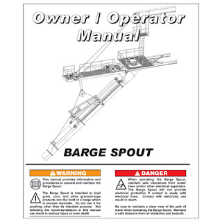 Barge Spout Manual cover