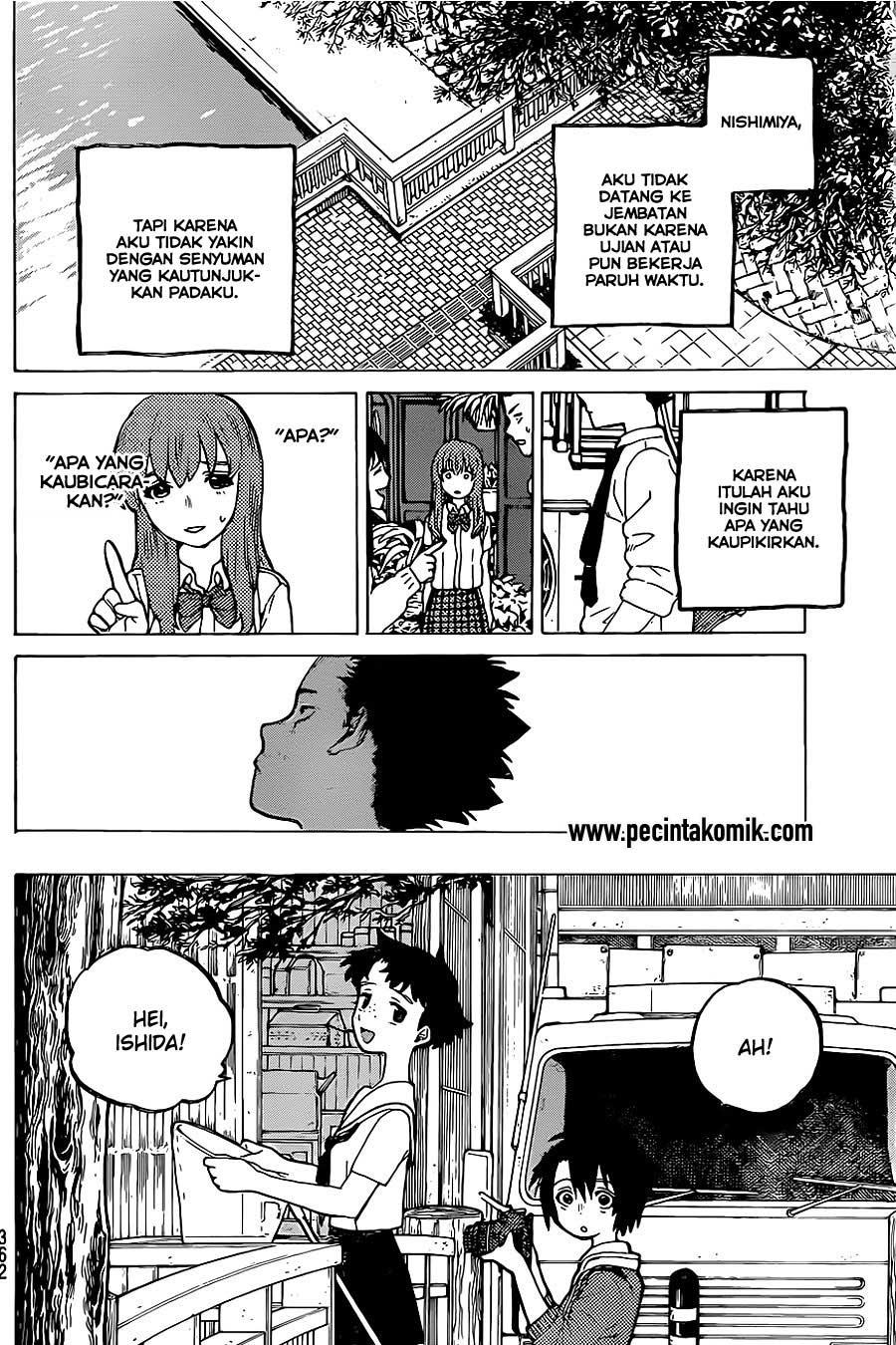 Koe no Katachi Chapter 22-17