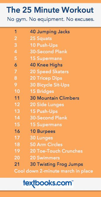 Home Workouts To Try When You Just Can't With The Gym