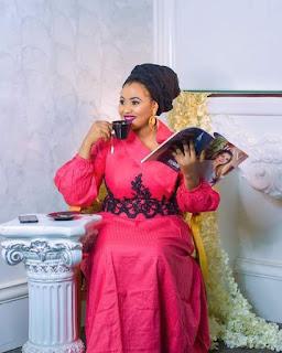 Hadiza Gabon 4