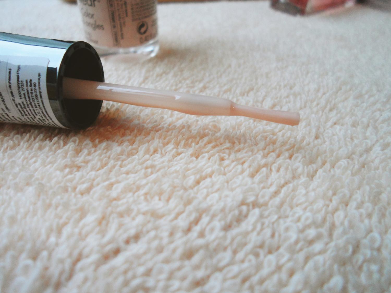 sally hansen nail lacquer review
