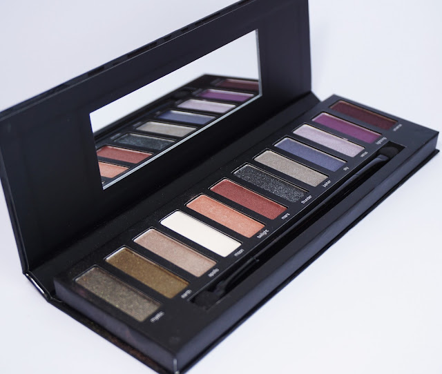 ARTDECO - Most Wanted Smokey Meets Metallic Eyeshadow Palette