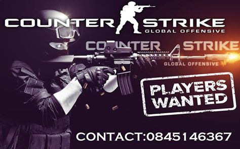 CounterStrike: GO players wanted