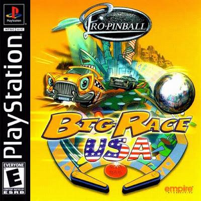 descargar pro pinball big race usa psx mega
