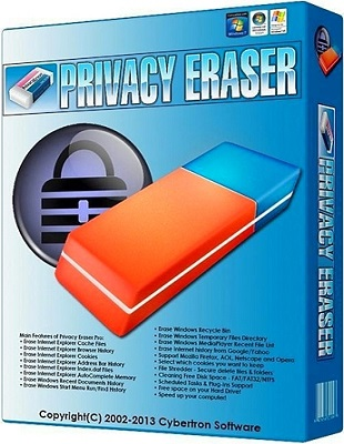 Privacy Eraser 4.26.3.2358 poster box cover