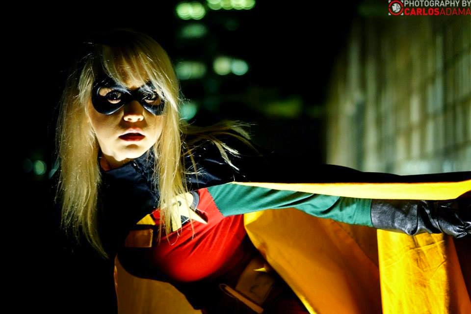 Robin Cosplayer