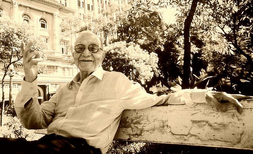 O poeta Mario Quintana transformou o  cotidiano em lirismo em mais de 20 livros.