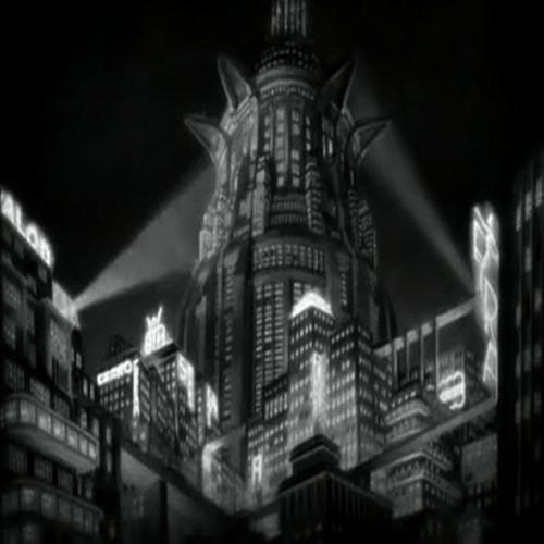 Resultado de imagen de Metropolis -El Simbolismo Oculto