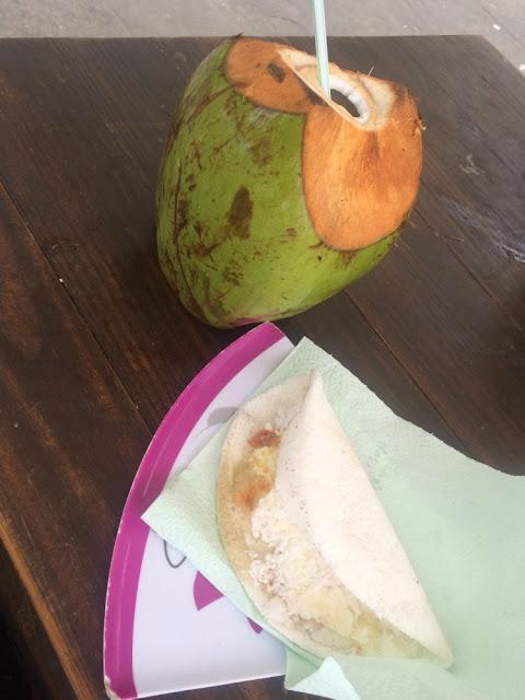 Comidas e bebidas típicas de Recife (Pernambuco) - tapioca