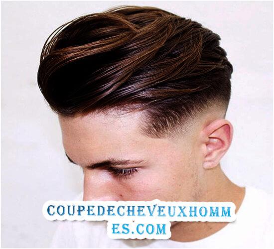 coiffure homme degrade espagnol