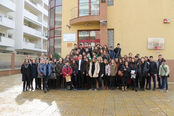 Εκπαιδευτικό πρόγραμμα του Μουσικού σχολείου Αργολίδας στο Βουκουρέστι