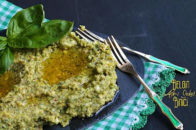 MEZE Fıstıklı Peynir Ezmesi Tarifi nasıl yapılır kolay nefis yöresel meze salata yemek tarifleri meze yapımı